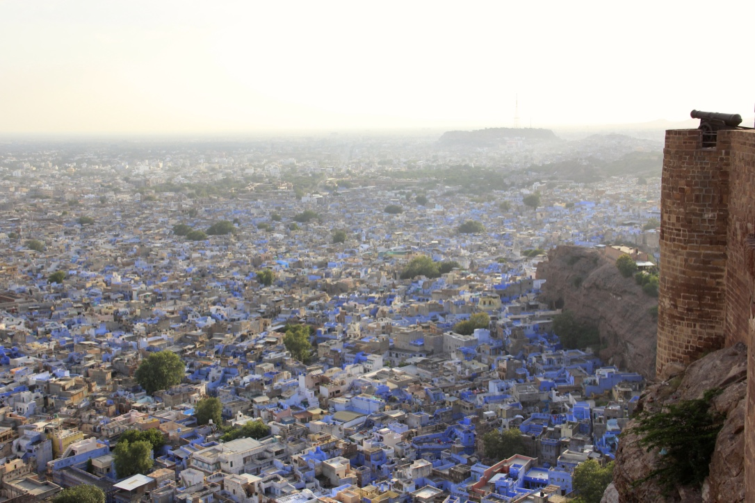 Best of the Blues: Jodhpur, India